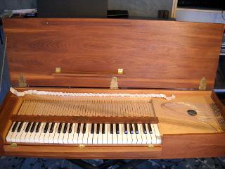 1967 Zuckermann Clavichord (04220)