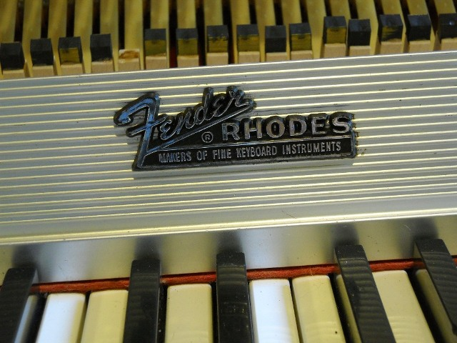 Into Fender Rhodes Pianos, checkout Shadetree Keys!