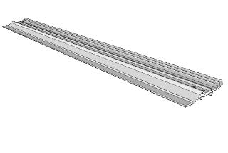 32766 Damper release rail